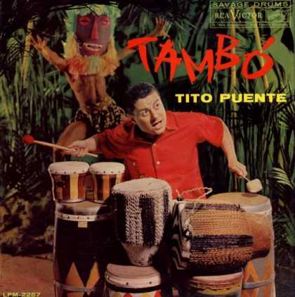 Oddest Album Covers - <<Tito Puente Tambo>>