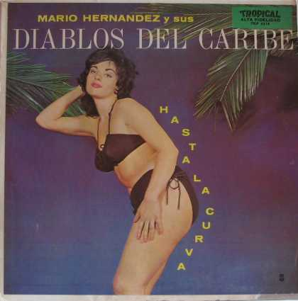 Oddest Album Covers - <<Dangerous curves>>