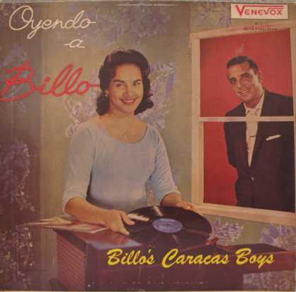 Oddest Album Covers - <<Marie couldn't cook, but she had a killer record collection>>