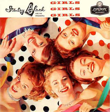 Oddest Album Covers - <<Beautiful girls>>