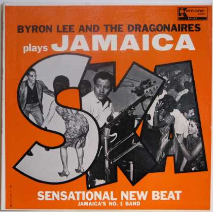Oddest Album Covers - <<Jamaican me dance>>