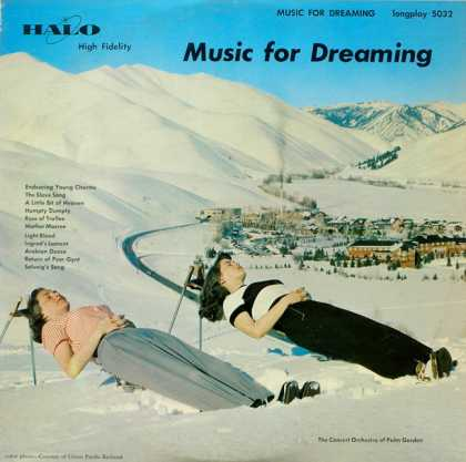 Oddest Album Covers - <<Chillin'>>