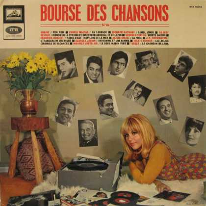 Oddest Album Covers - <<Chansons are>>