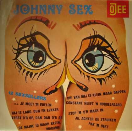 Oddest Album Covers - <<Eyes on the prize>>
