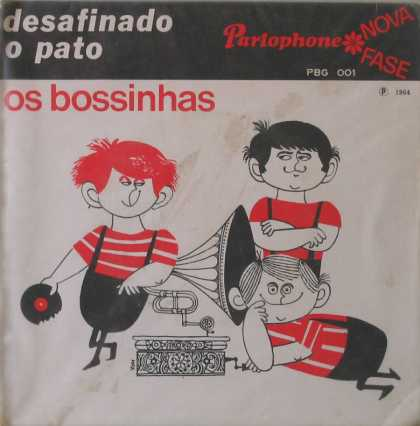 Oddest Album Covers - <<Boys from Brazil>>