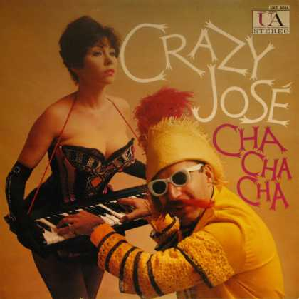 Oddest Album Covers - <<Jose can you see?>>