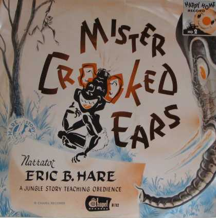 Oddest Album Covers - <<They call me MISTER Crooked Ears!>>