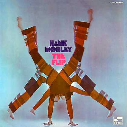 Oddest Album Covers - <<The Flip Hank Mobley>>