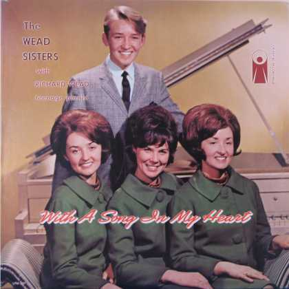 Oddest Album Covers - <<Dick Wead and the Wead Sisters>>
