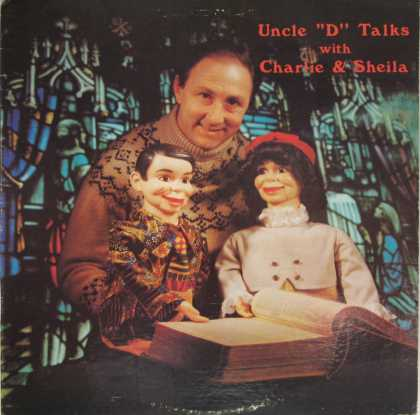 Oddest Album Covers - <<Puppets on the pulpit>>