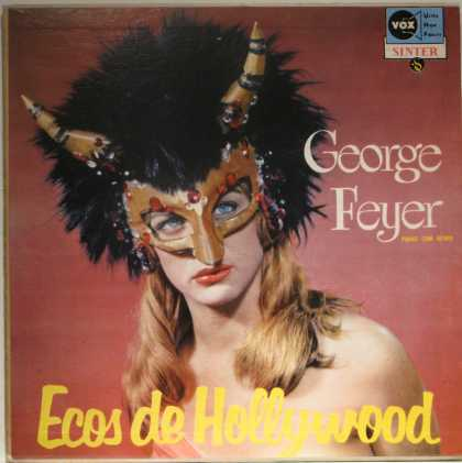 Oddest Album Covers - <<Headdress unknown>>