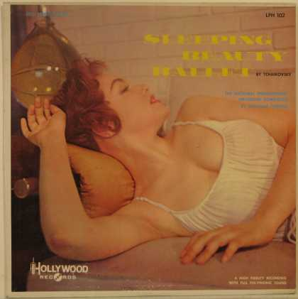 Oddest Album Covers - <<Cover girl: Julie Newmar>>