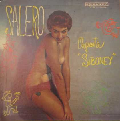 Oddest Album Covers - <<Salacious Salero>>