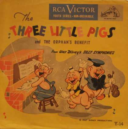Oddest Album Covers - <<Little piggies>>