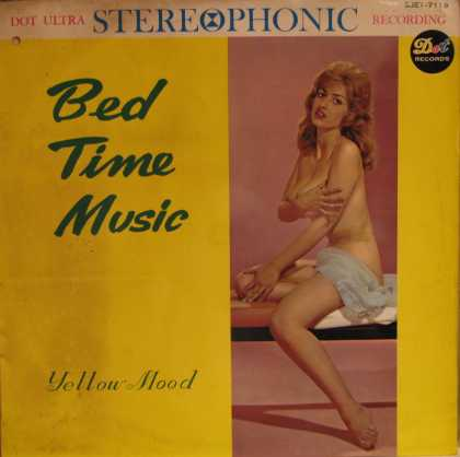 Oddest Album Covers - <<Ready for bed>>