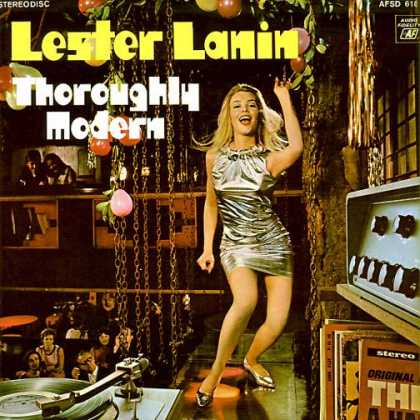 Oddest Album Covers - <<Thoroughly Modern mini>>
