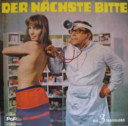 Oddest Album Covers - <<And breathe>>
