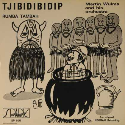 Oddest Album Covers - <<TJIBIDIBIDIP>>