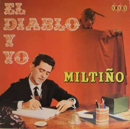 "Oddest Album Covers - <<Milton's ""Paradise Lost"">>"