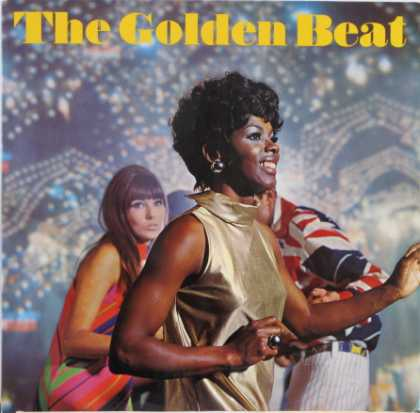 Oddest Album Covers - <<Golden brown>>