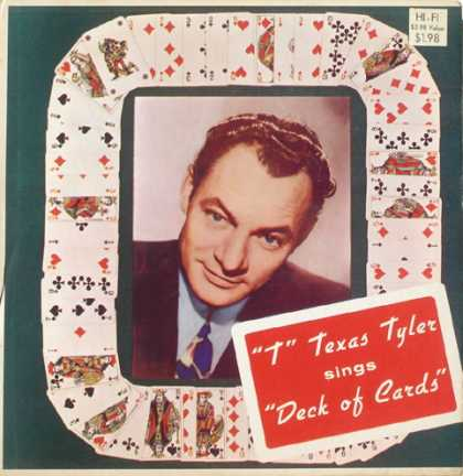 Oddest Album Covers - <<Poker face>>