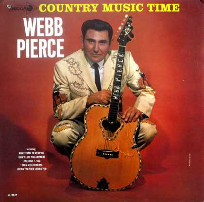 Oddest Album Covers - <<Webb master>>