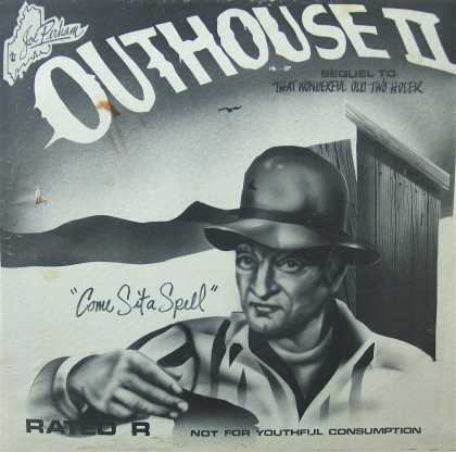 Oddest Album Covers - <<Outhouse #2>>