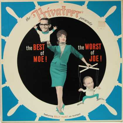 Oddest Album Covers - <<Moe Joe Hanna>>