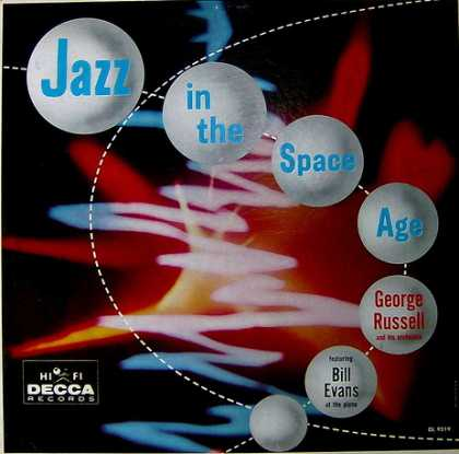 Oddest Album Covers - <<Jazz in the Space Age>>