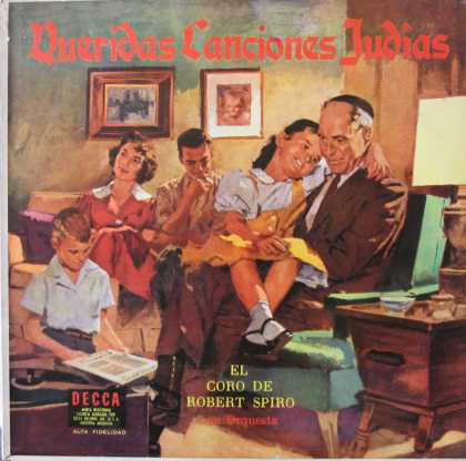 Oddest Album Covers - <<Norman Rockwell Jews>>
