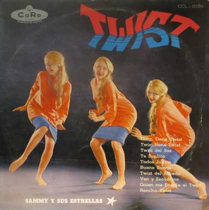 Oddest Album Covers - <<Poetry in motion>>