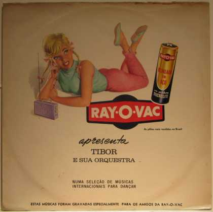 Oddest Album Covers - <<Batteries not included>>