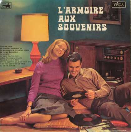 Oddest Album Covers - <<Sharing his collection>>