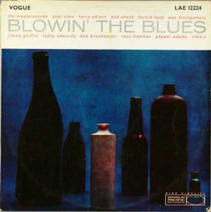 Oddest Album Covers - <<Bottle up and blow>>