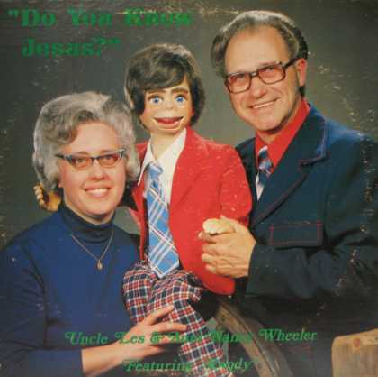 Oddest Album Covers - <<Are you Randy?>>