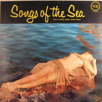 Oddest Album Covers - <<Chick of the sea>>