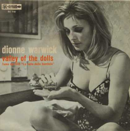 Oddest Album Covers - <<Woman under the influence>>