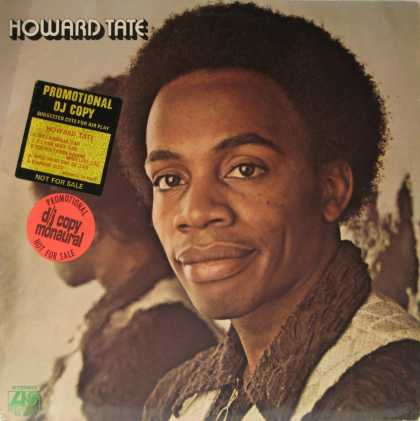 Oddest Album Covers - <<Howard Tate>>