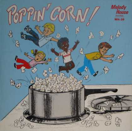 Oddest Album Covers - <<Kiddie corn>>