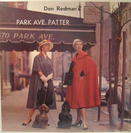Oddest Album Covers - <<Poodle parade>>