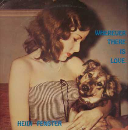 Oddest Album Covers - <<Love the one you're with>>