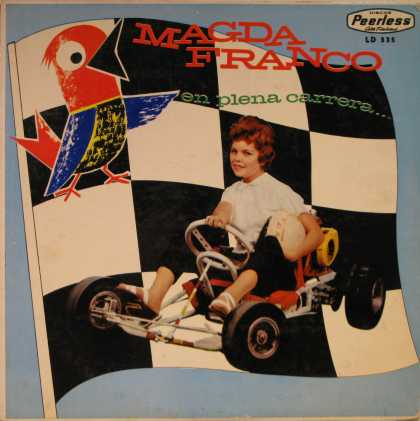 Oddest Album Covers - <<Magda carta>>
