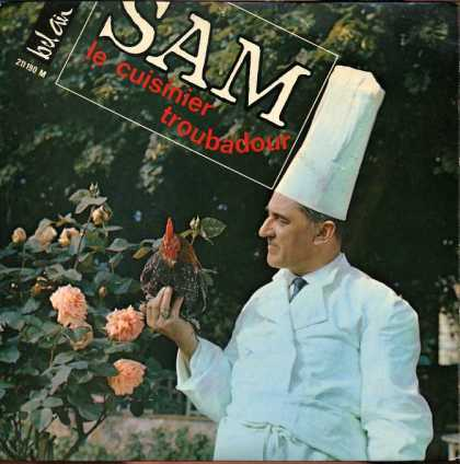 Oddest Album Covers - <<Sam cook>>