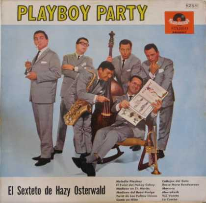Oddest Album Covers - <<If you can't get invited to the Mansion>>