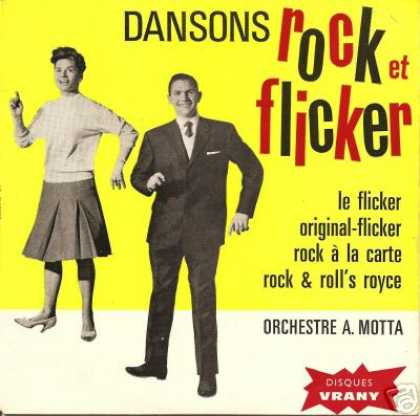 Oddest Album Covers - <<My friend Flicker>>