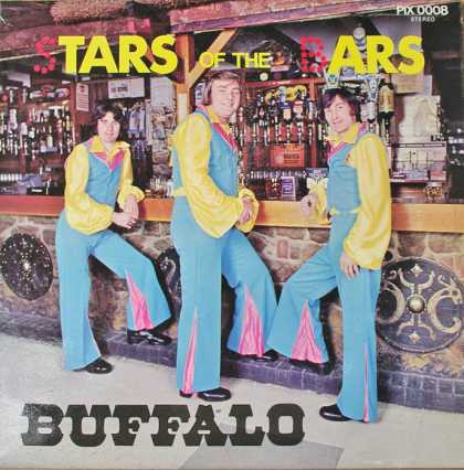 Oddest Album Covers - <<Three wild and crazy guys>>