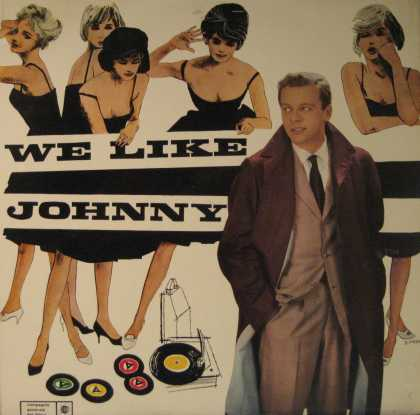 Oddest Album Covers - <<Johnny be good>>