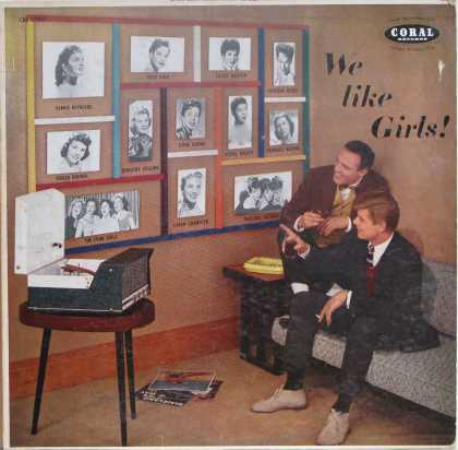 Oddest Album Covers - <<Who do you love?>>