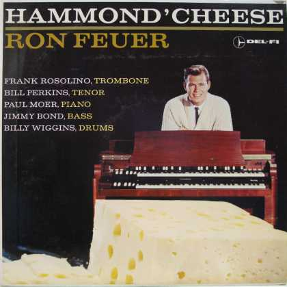 Oddest Album Covers - <<Ham and cheese>>