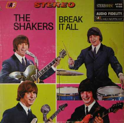 Oddest Album Covers - <<Shaker heights>>